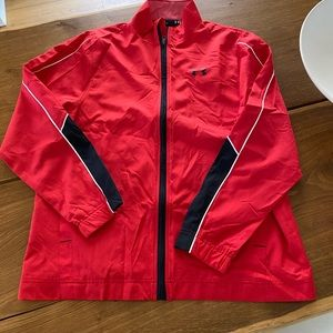 Under Armour jacket never worn. Size L